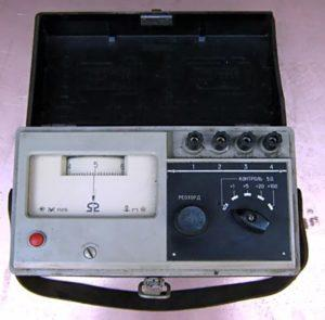 Прибор М-416