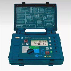Прибор MRU-101 для измерения сопротивления
