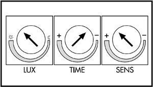 После установки датчика обязательно нужно произвести его настройку