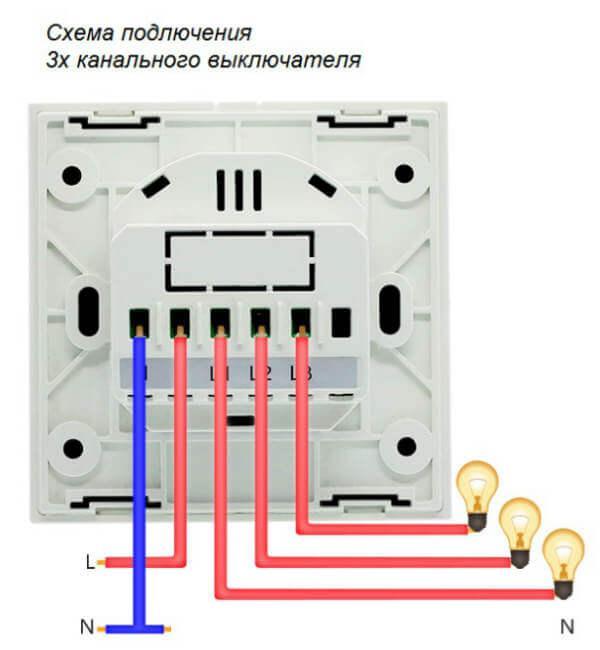 wifi выключатель