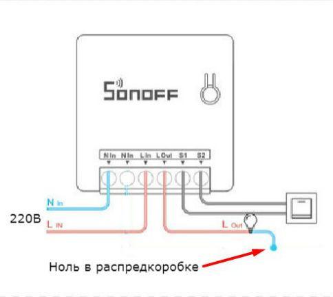 Sonoff mini-2